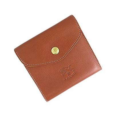 df4ceee7f41b Amazon | イルビゾンテ ILBISONTE 二つ折り財布 メンズ レディース C0424P-214 ブラウン[並行輸入品] | IL  BISONTE(イルビゾンテ) | 財布