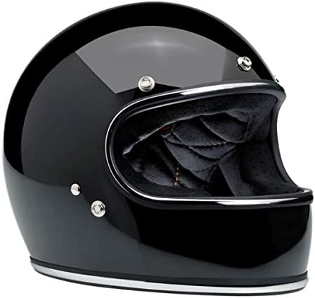Biltwell casco integral cafe racer