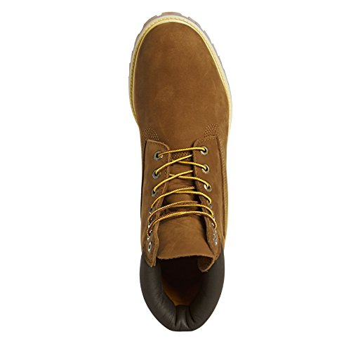 homme Tan brown Boots boot premium Timberland 6in xqwnOTCvIU