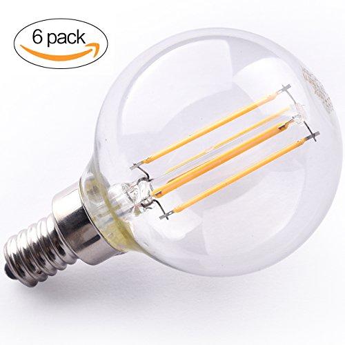 4 watt type g bulb - 9
