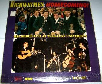 Homecoming: Recorded Live At Wesleyan University [Vinyl LP] [Mono] by United Artists