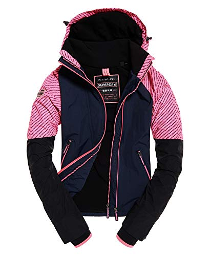 Superdry Pink Chaqueta Candy Para Mujer 0w8qUZ0