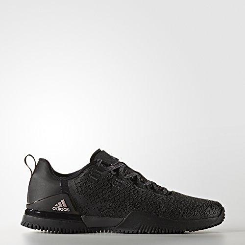 Adidas Crazypower TR W, Scarpe da Ginnastica Donna, Nero (Neguti/Grmeva/Negbas), 40 EU
