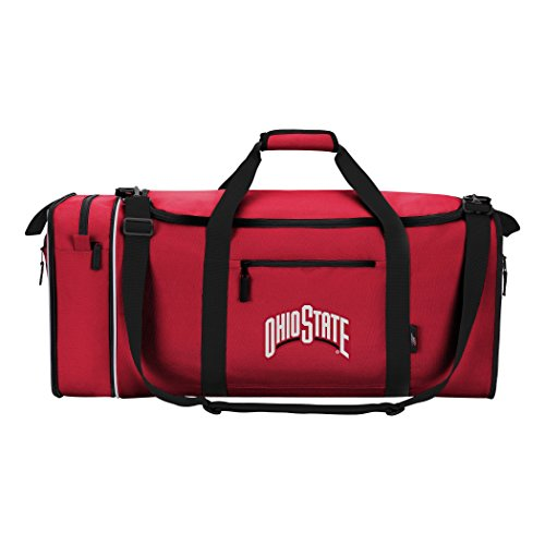 Officially Licensed NCAA Ohio State Buckeyes Steal Duffel Bag