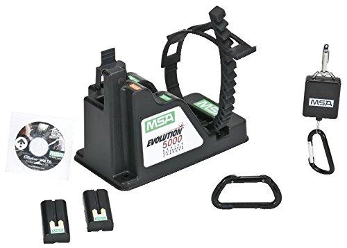 MSA 10096886 Evolution E5000 Thermal Imaging Camera Vehicle Kit