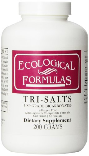 Ecological Formulas - Tri-Salts 200gms