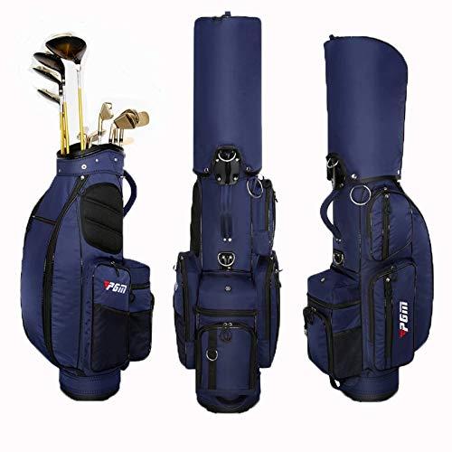 ゴルフバッグ、3KG 超軽量、独立したサーモスタットバッグ A、防水ナイロン材料は、12クラブ B07Q31BSTD、ゴルフボールバッグを収容することができます A Blue B07Q31BSTD, ギフト@コンシェルジュ:94e941b5 --- lagunaspadxb.com