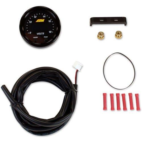 AEM 30-0303 X-Series Volt Gauge