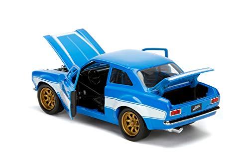 1:24 Fast & Furious - Brian's Ford Escort RS2000 Mk1 3