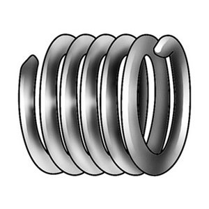 Helical Insert, 304SS, 1/4-20, PK100 by helicoil