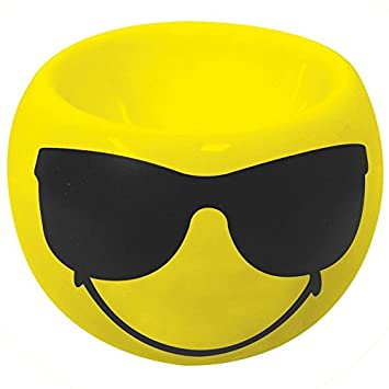 zakdesigns 6727 - 4464 Smiley Gafas de Sol huevera de ...