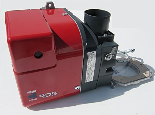 Riello RDB oil-fired burner for central heating boilers - Universal fit by Riello (Riello Burner)