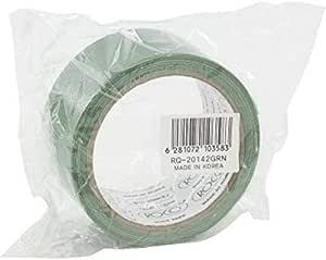 شريط قناة روكو 2.00 بوصة (5.08 سم) X 12.00 م (13.12 ياردة) ، أخضر