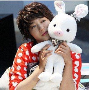 Amazoncom 55cm Korean Drama Youre Beautiful Pig Rabbit Plush
