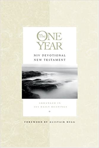 One Year NIV Devotional: New Testament: Alistair Begg: 9780842383349 ...