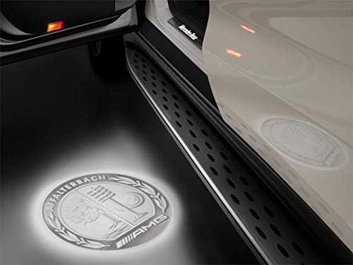Mercedes Benz Led Projektor Amg Wappen Auto