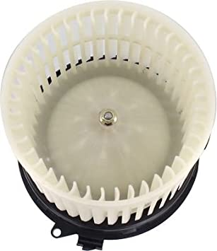 A//C Heater Blower Motor With Fan For 2012-2016 Nissan Versa ABS Plastic