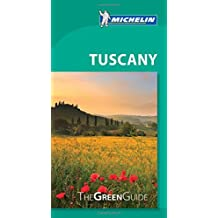 Michelin Green Guide Tuscany, 10e