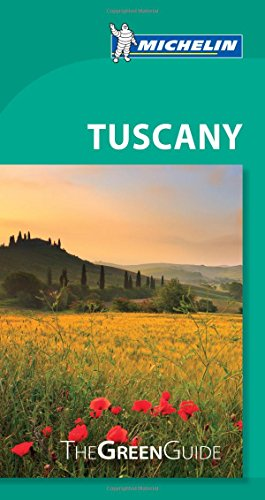 Michelin Green Guide Tuscany (Green Guide/Michelin) (Green Guides)