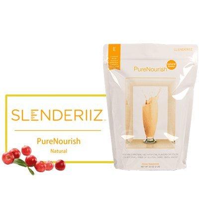 Biosense Clinic Slenderiiz PureNourish Natural(32oz) by Biosense Clinic (Image #1)