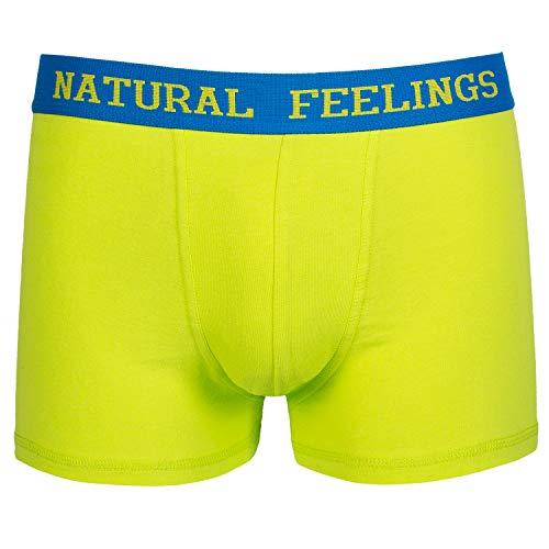 ILUVIT Mens Underwear Boxer Briefs Ultra Cotton Underwear Men Pack of 1 Contoured Pouch