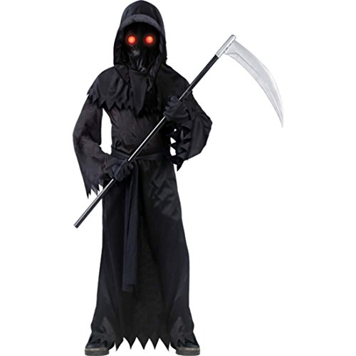 Fun World Fading Eye Phantom Costume, Medium 8-10,