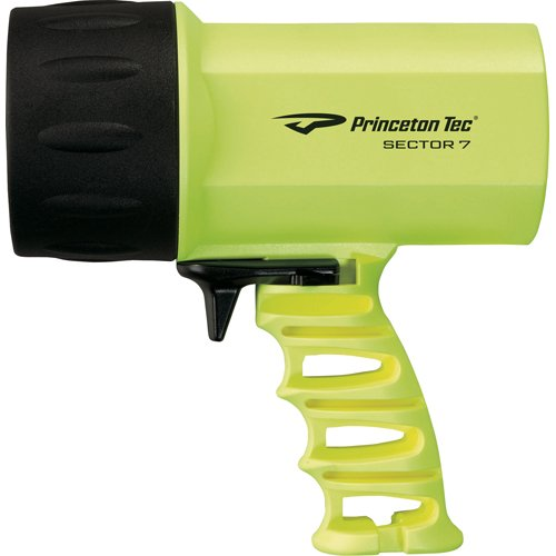 Tec Yellow Flashlight - 9
