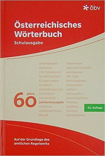 Zur Diskussion um eine österreichische Nationalsprache