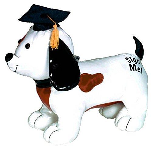 Graduation Autograph Dog -