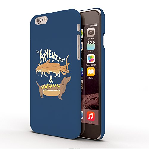 Koveru Back Cover Case for Apple iPhone 6 - The Adventure