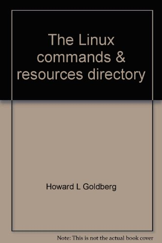 Download The Linux commands & resources directory book pdf