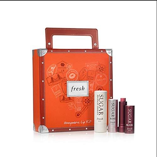 Spf 15 Balm Lip Sheer (Fresh Cosmetics Advanced Therapy Lip Treatment, Sugar Rose & Sugar Bloom Lip Treatment SPF 15)