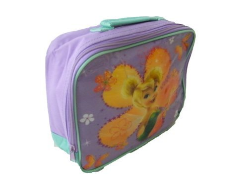 Fairies Lunch Bag   Box - Insulated School Sandwich Case 250-01 by Disney