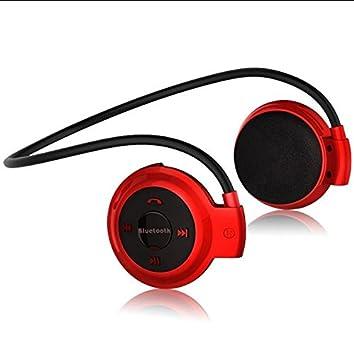 Tech inalámbrica Bluetooth auriculares deporte funciona con ...