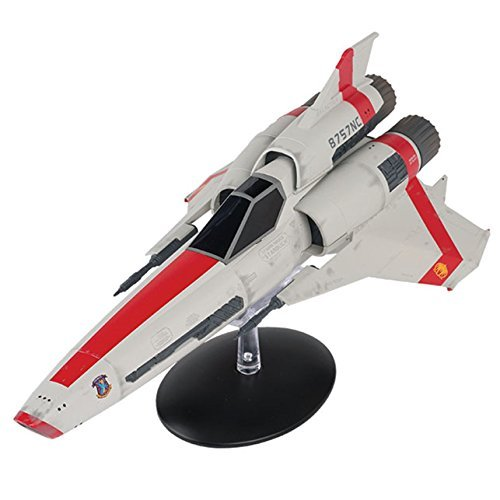 Battlestar Galactica Ships Viper MK II with Collector Magazine EAGLEMOSS
