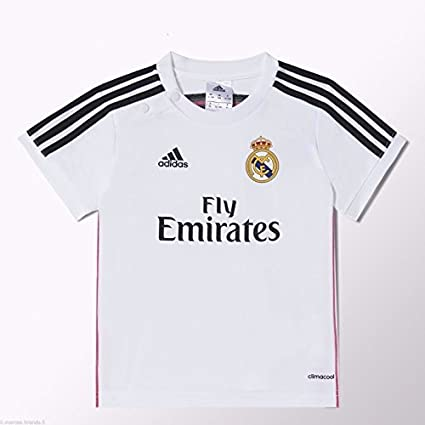 adidas - Conjunto de bebé 1ª equipación Real Madrid CF 2014 ...