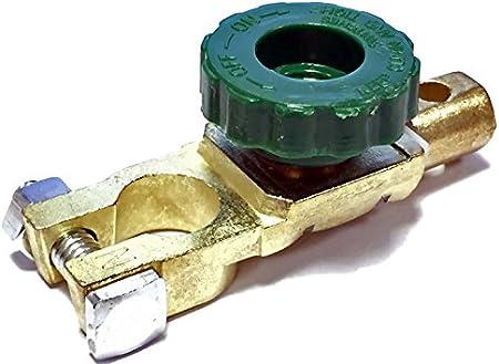 Interruptor aislante de batería para coche, resistente, 6 V, 12 V, 24 V