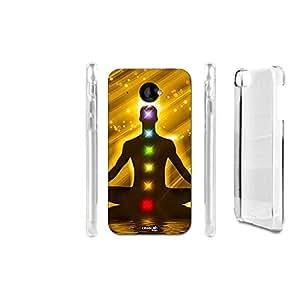 FUNDA CARCASA MEDITAZIONE ACQUA PARA HTC DESIRE 601