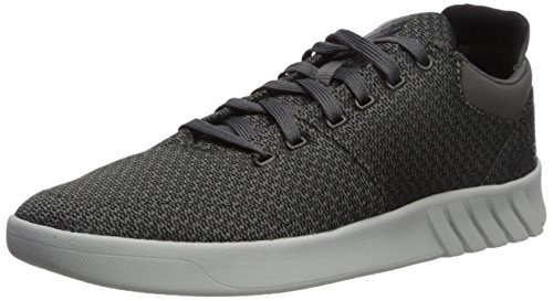 K-Swiss Mens Aero Trainer T Sneaker Gunmetal/Black