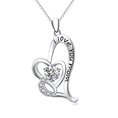 YFN Sterling Mothers Infinity Necklace