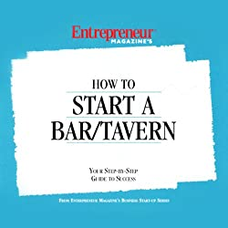 How to Start a Bar/Tavern