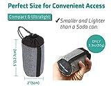 Trekology Ultralight Inflating Travel / Camping