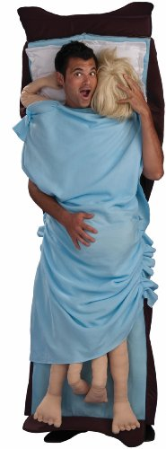 Double Occupancy Funny Adult Humor Costume