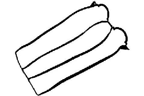 cylinder head cover Reinz 71-33846-00 Gasket