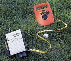 Hornungs Speed Play 2 Measuring Device