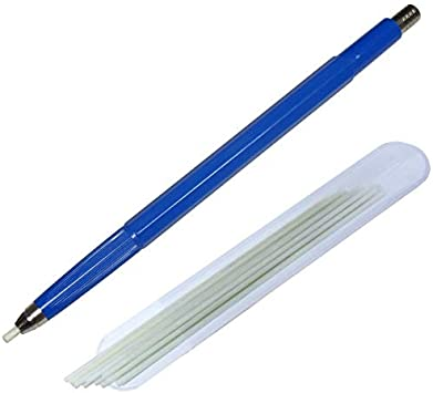 WITTKOWARE 2mm Fibreglass Eraser Pen with 12 Replacement Brushes