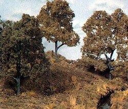 Hardwood Trees Large Metal Tree Kit 5 1/2 - 6 1/2 Woodland Scenics - Woodland Scenics Tree Armatures