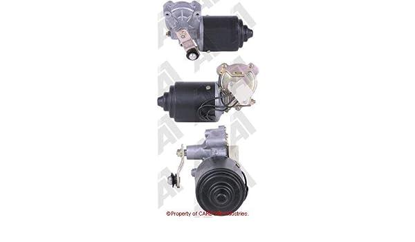 A1 Cardone remanufacturados Motor para limpiaparabrisas (43 - 1111): Amazon.es: Coche y moto
