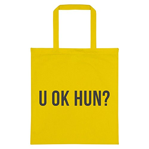 OK Tote Yellow U OK Bag U Hun Hun Tote YwqIqxUS