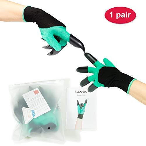 Clawed Garden Gloves